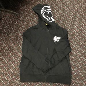 Billionaire Boys Club zip up hoodie